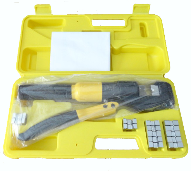 6,10,16,25,35,50,70mm2 hydraulic crimping tool YQK 70 for connection of cable copper and alumium terminal