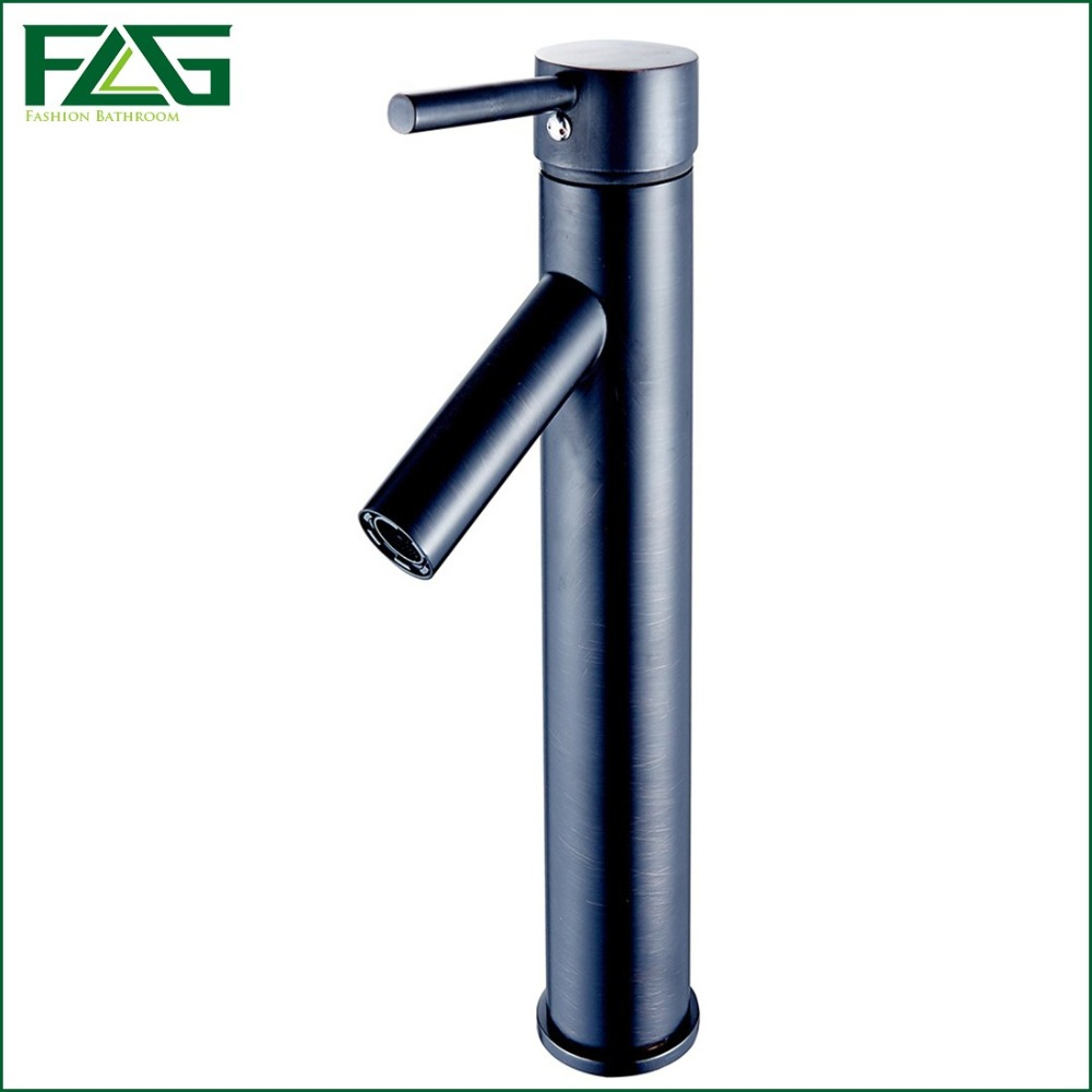 FLG European Bath Mat Oil Rubbed Bronze Bathroom Faucets Deck ...
