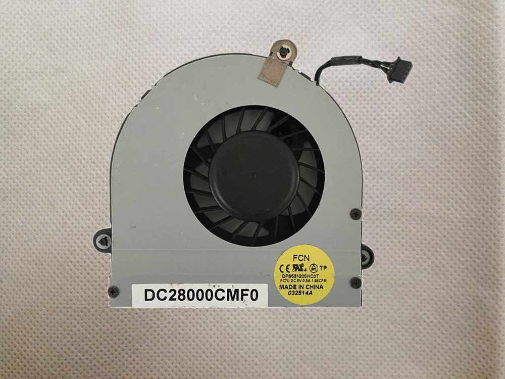Glorious Holytime For Dell M17x M17xr R3 R4 Original And New Cpu Cooling Fan 04k1mm Dc280009af0 Dfs601605hb0t Laptop Fan 100% Fully Test Computer & Office Computer Components
