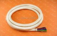 Furukawa line diy headphone wire Heart of Ocean shielded wire silver plated Goddess line Headphone color braided line
