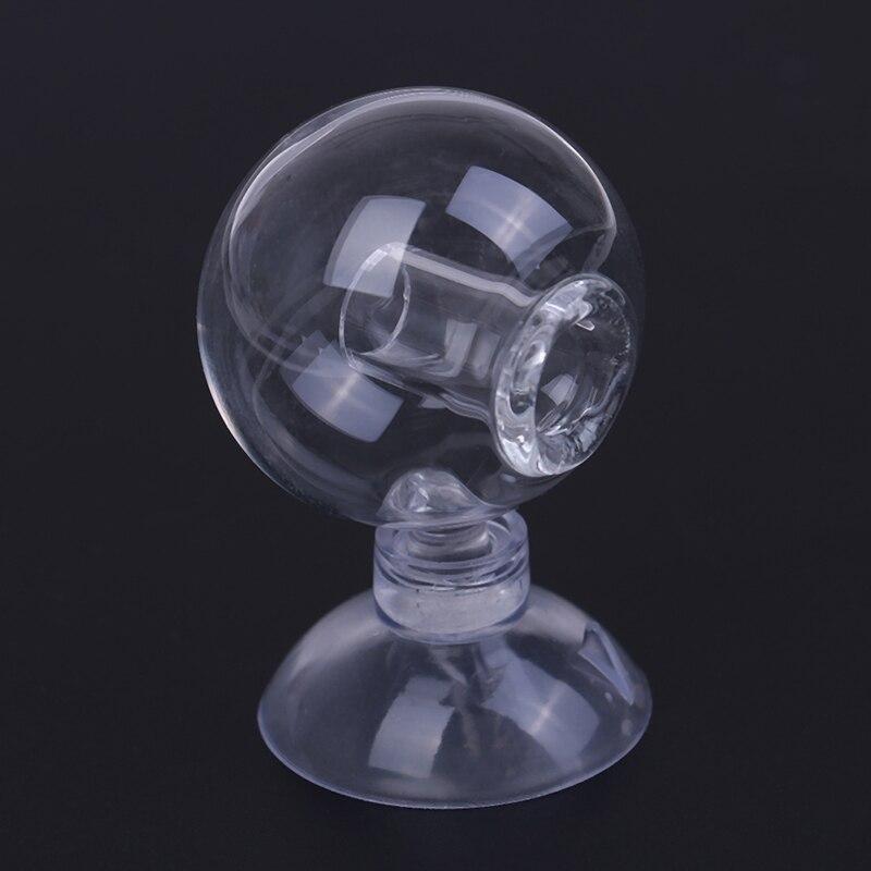 1PCS Aquarium Fish Tank Carbon Dioxide CO2 Monitor Glass Drop Ball Checker Tester