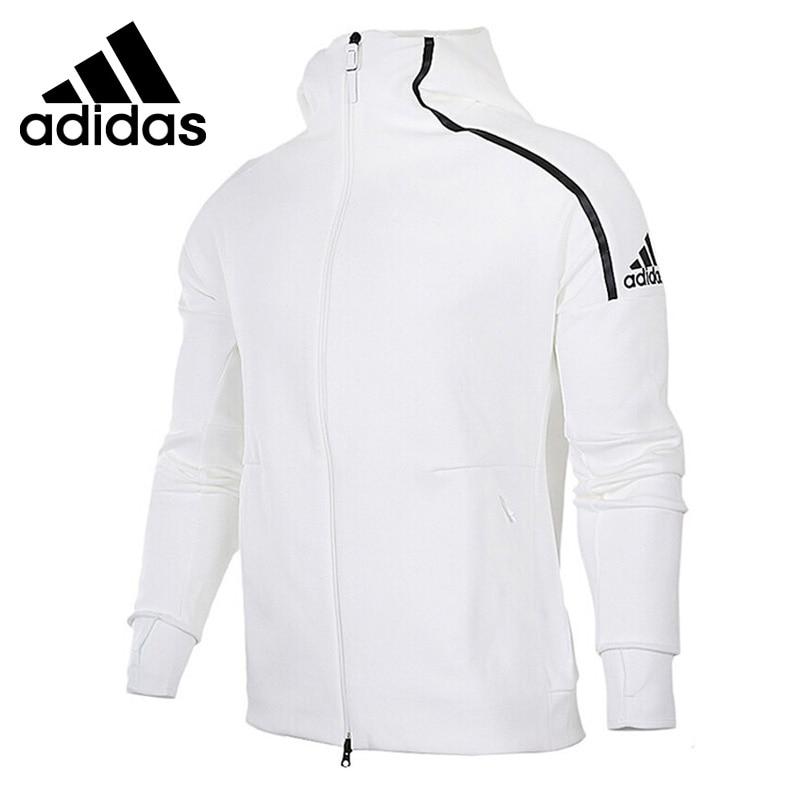 Original New Arrival 2018 Adidas ZNE HOODY 2 Men's jacket Hooded Sportswear original new arrival authentic adidas zne hoody breathable women s hooded jacket leisure sportswear