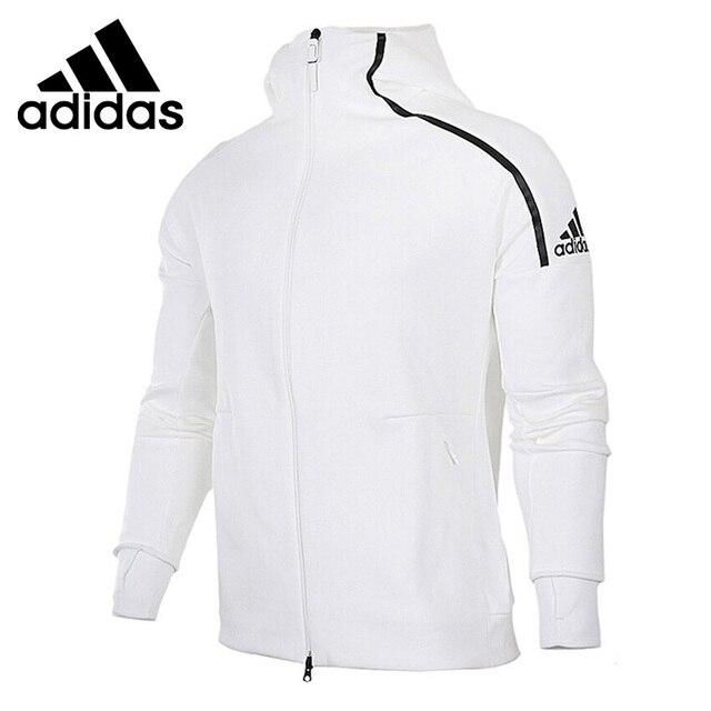 Hommes À Capuche Zne Sport Arrivée Original Sweat De Nouvelle Capuchon Adidas 2018 Veste 2 WED2YH9I