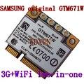 Multi-modo de alta-velocidade 3g Módulo Opção Gtm671 Wifi + 3g 14.4 m Wcdma Hsupa Pci-e Borda interna Sem Fio Wi-fi De Rede Pcie