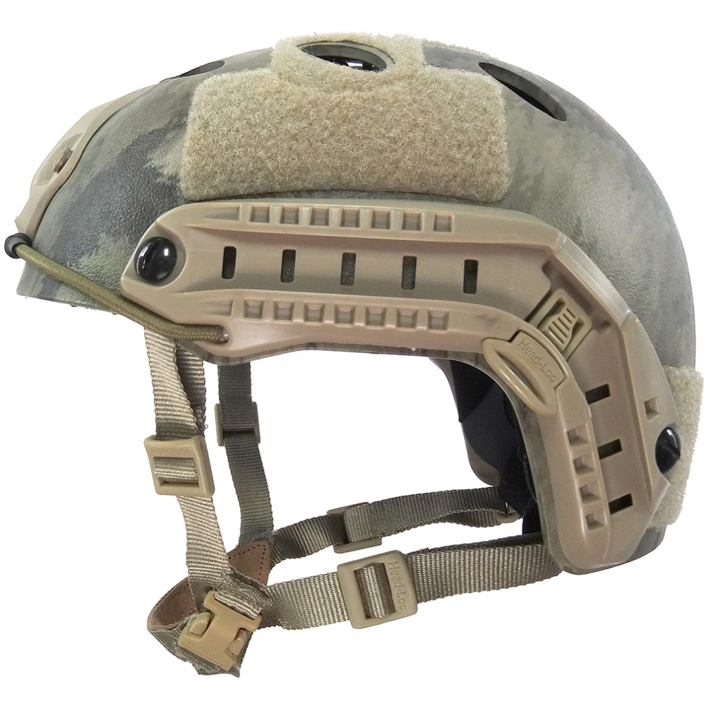us army helmet Airsoft paintball enhanced combat FAST PJ AT