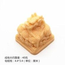 3D мыло ручной работы, силиконовая форма для свечей, пищевая форма, кремнезем, дракон, принт, штампы, искусство, Украшение Рабочего Стола