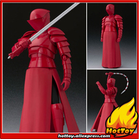 Original BANDAI Tamashii Nations S.H.Figuarts SHF Action Figure - Elite Praetorian Guard (Heavy Blade) Star Wars: The Last Jedi