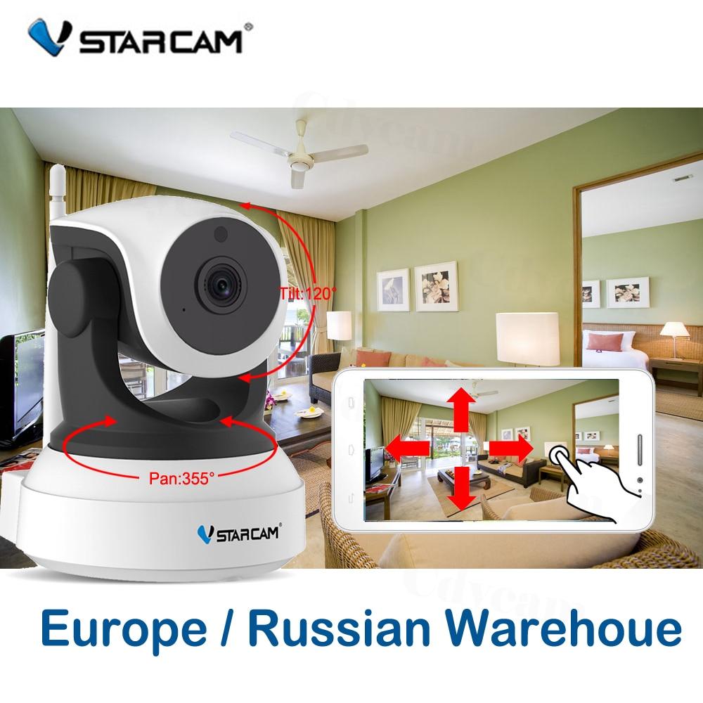 Vstarcam C7824WIP HD WIFI IP Camera 720P Night Vision home Security Camera Wireless P2P Indoor IR Innrech Market.com
