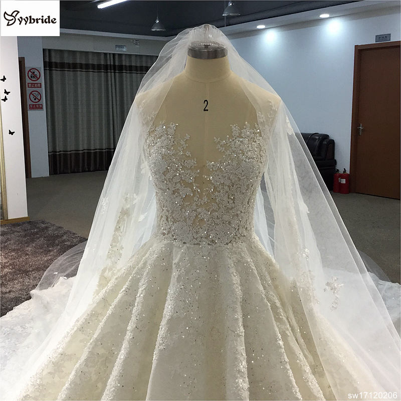 sw17120206-1 surmount custom made royal train wedding dresses 2018 ball gown long sleeves robe de soiree long robe de mariage wedding dresses Surmount Custom Made Royal Train Wedding Dresses 2018 Ball Gown Long Sleeves robe de soiree Long robe de mariage Wedding dresses HTB1qU3ge63z9KJjy0Fmq6xiwXXaz