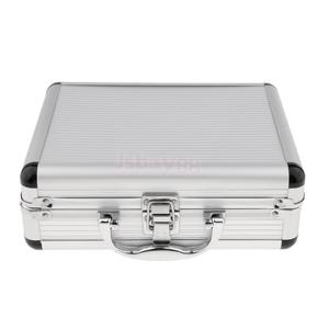 Image 4 - Aluminum Tattoo Case Machine Box with Lock for Tattooing Kits Tattoo Supplies Accessory