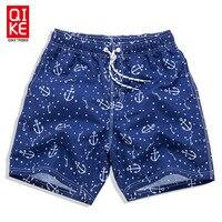 גברים מכנסיים קצרים לוח קיץ ספורט כחול כהה swimmimg קצרים בגדי ים בגד ים לשחות חליפת mens רצים גלישת לוח הקצר A4