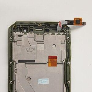 Image 5 - HOMTOM ZOJI Z8 LCD תצוגה + מסך מגע Digitizer + מסגרת עצרת 100% מקורי חדש LCD + מגע Digitizer עבור HOMTOM ZOJI Z8 + כלים