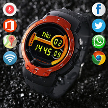 Neue LEM3 Smart Uhr Android 5.1 OS MTK6580 Smart uhr 360×360 SmartWatch unterstützung 3G SIM Wifi Bluetooth Herzfrequenz pk K18