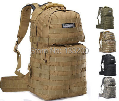 black hawk bag tactical backpack Camouflage bag-in Backpacks from ... 1ce7993485d1