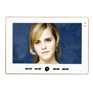 "Image 2 - ÜCRETSIZ KARGO 10 ""Inç renkli video kapı telefonu Zil Intercom Kiti 1 camera 2 monitor Gece Görüş"