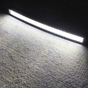 Image 5 - XuanBa Barra de luces Led curvada 5D, 52 pulgadas, 500W, para Tractor todoterreno 4x4, para camiones de carretera, 4WD, ATV, 12V, 24V