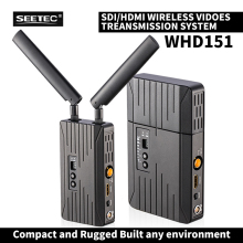 WHD151 150m SDI/ HDMI Wireless Video Transmission System 1080P HD Video TV Broadcast Transmitter And Receiver for filmmaking