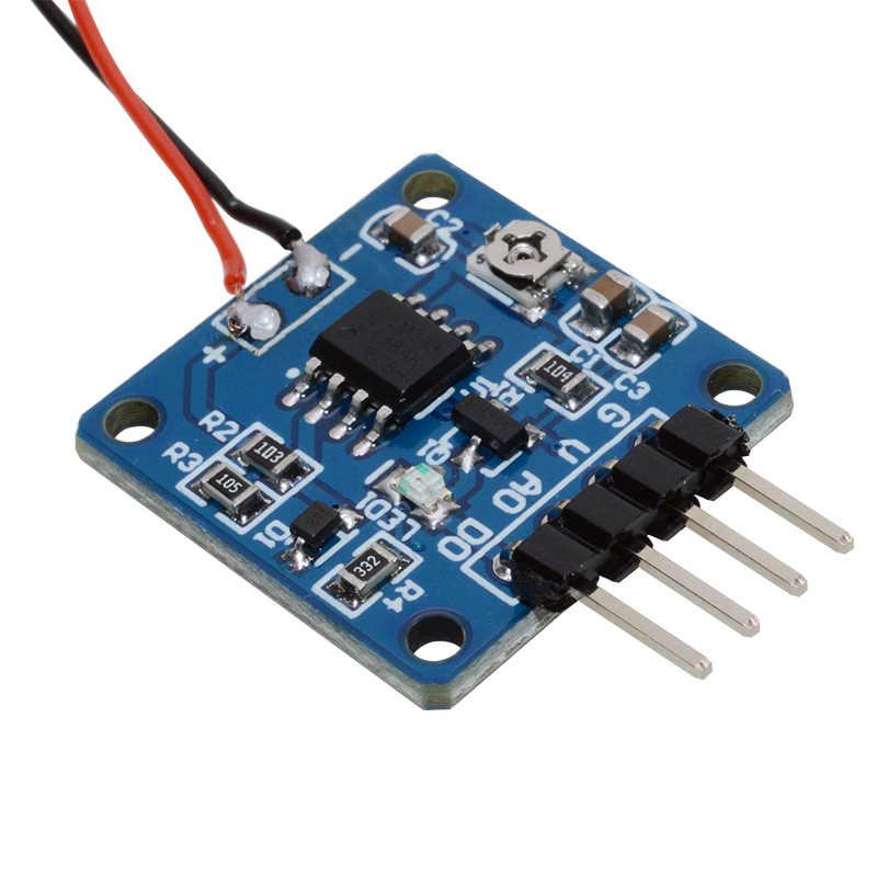 Shock Sensore di Rubinetto di Vibrazione Interruttore di vibrazione Modulo Piezoelettrico Copriletto A Percussione Per Arduino 51 Uno Mega2560 R3 Kit Fai Da Te