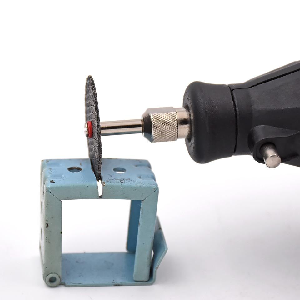 Disco de corte de hoja de sierra de fibra de resina de 10 piezas para - Hojas de sierra - foto 3