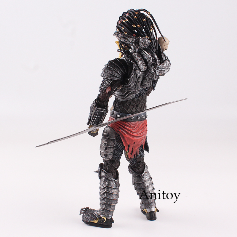 Image 4 - NECA Predator Concrete Jungle Peel Yoys Action Figure PVC Collectible Ver.Toy Gift 23.5cmAction & Toy Figures   -