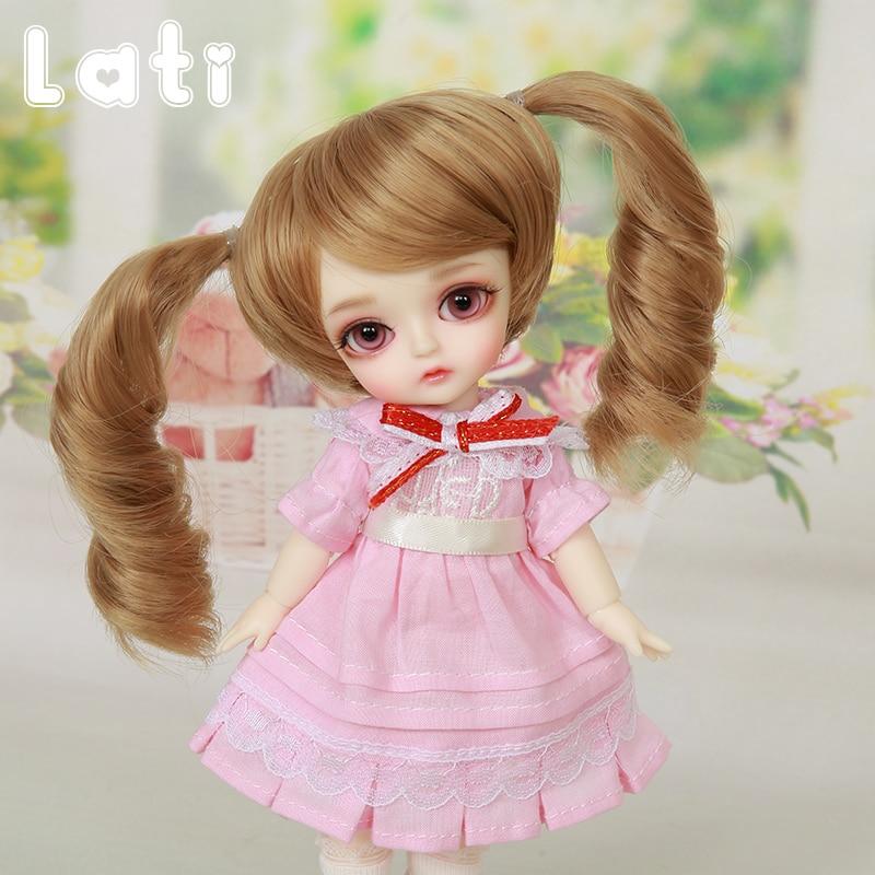 Lati Yellow Benny BJD Dolls 1 8 High Quality Cute Girl Toys Best Xmas Gift Luts