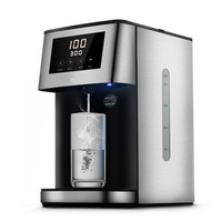 thermoelectric kettle thermos water bottle is used to automatically pump at home