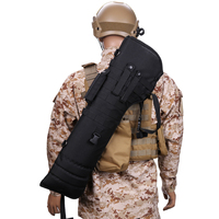 Gun Bag Hunting Accessories Tactical Rifle Scabbard Backpack Shotgun Cover Case Holster Sair AR15 M4 M16 Mossberg 715 500