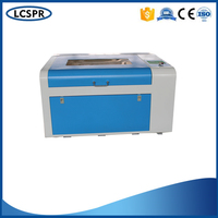 60cm X 40cm CO2 Laser Engraving Cutting Machine Have A Cheap Price With 50w Laser Tube