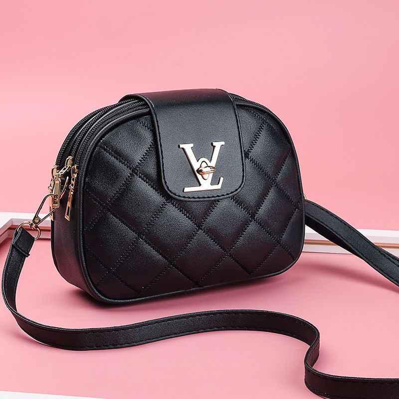 bd582d906 2019 Luxury Handbags Famous Brand Women Bags Designer Lady Classic Plaid  Shoulder Crossbody Bags Leather Women