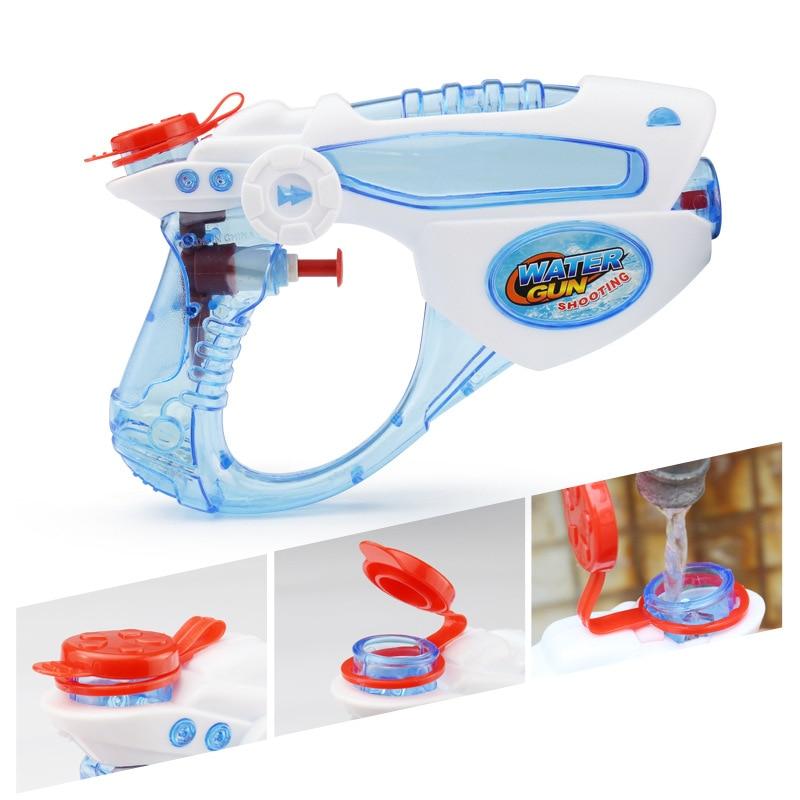 Water Guns Kids Summer Beach Toys Outdoor Sports Game Bathroom Toys Children Water Cannon Gun Shooting Pistol Toy 1