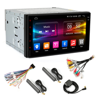 Car Dvd Player 2 Din Rapid Navigation 4G LTE 7 Android 6 0 Universal Multimedia Player