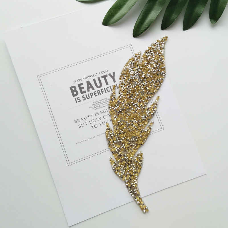 Appliques de perles à strass 5 pièces/lot | Patchs perlés à repasser pour vêtements sac autocollant de mode, décoration de réparation artisanale pour bricolage