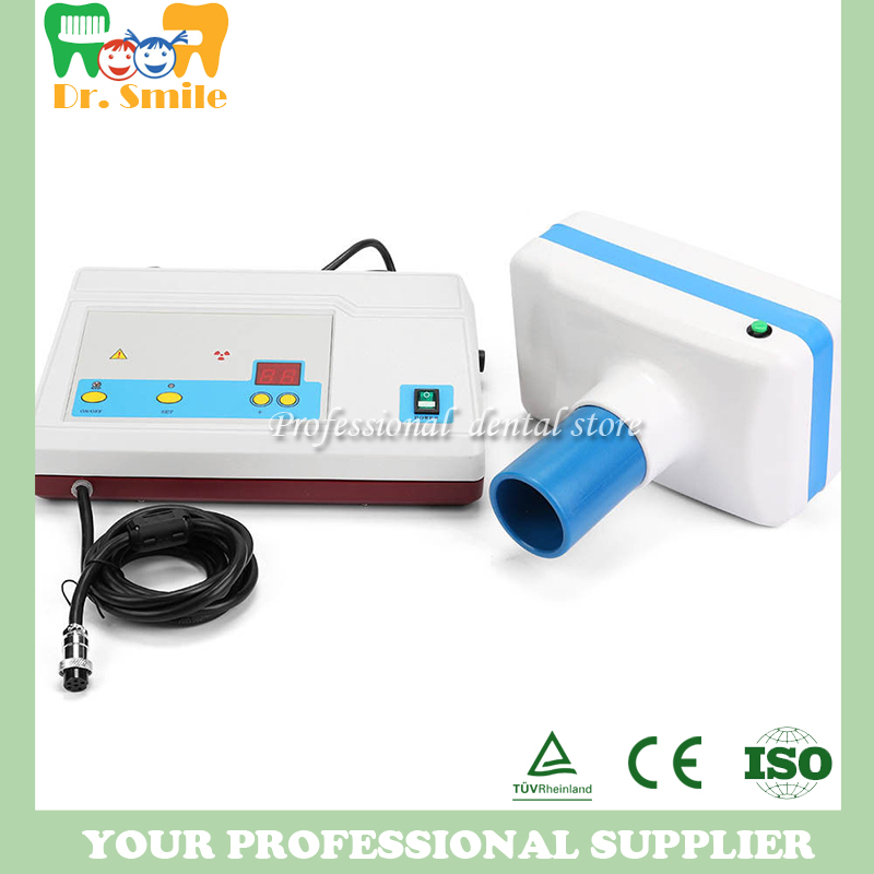 Dental X Ray Portable Mobile Film Imaging Machine Digital Low Dose System 29 pcs set dental lab dentsply digital x ray film positioning system positioner holder locator
