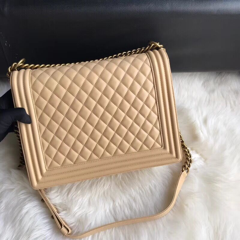 LGLOIV Luxury Designer Le Boy Bag Women Real Leather Lambskin Handbags Brand Classic Crossbody Messenger Chain Bags Top Quality lgloiv real crocodile luxury handbags women bags designer with logo satchel custom made 2018