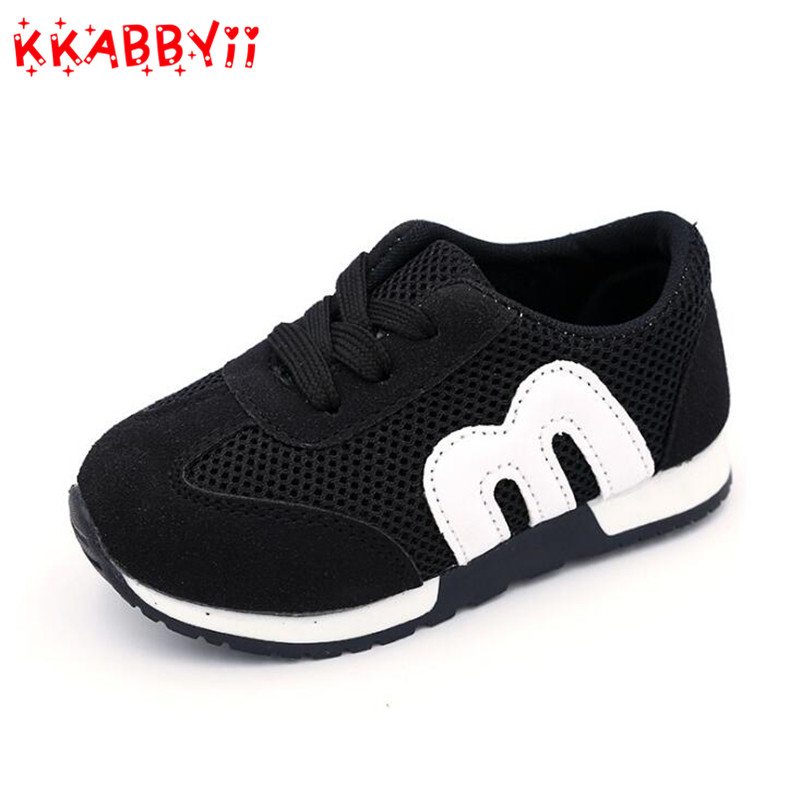 Kids Girls Shoes Boys Sneakers Spring