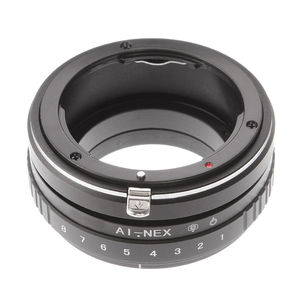 Image 2 - Tilt Shift Adapter Ring for Nikon AI F Lens to Sony E Mount Camera A7 R II A6500 A6000