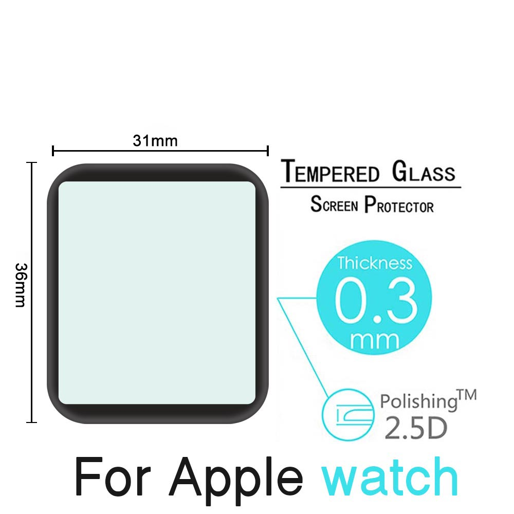 Full-Cover-3D-Curved-Black-For-Apple-Watch-38mm-42mm-Series-3-2-1-Plating-Tempered (1)