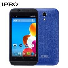Оригинальный ipro волна 4.0 дюймов 512 М оперативной памяти 4 ГБ ROM 3 г смартфон MTK6572 двухъядерный Celular Android разблокировать мобильный телефон dual sim карты