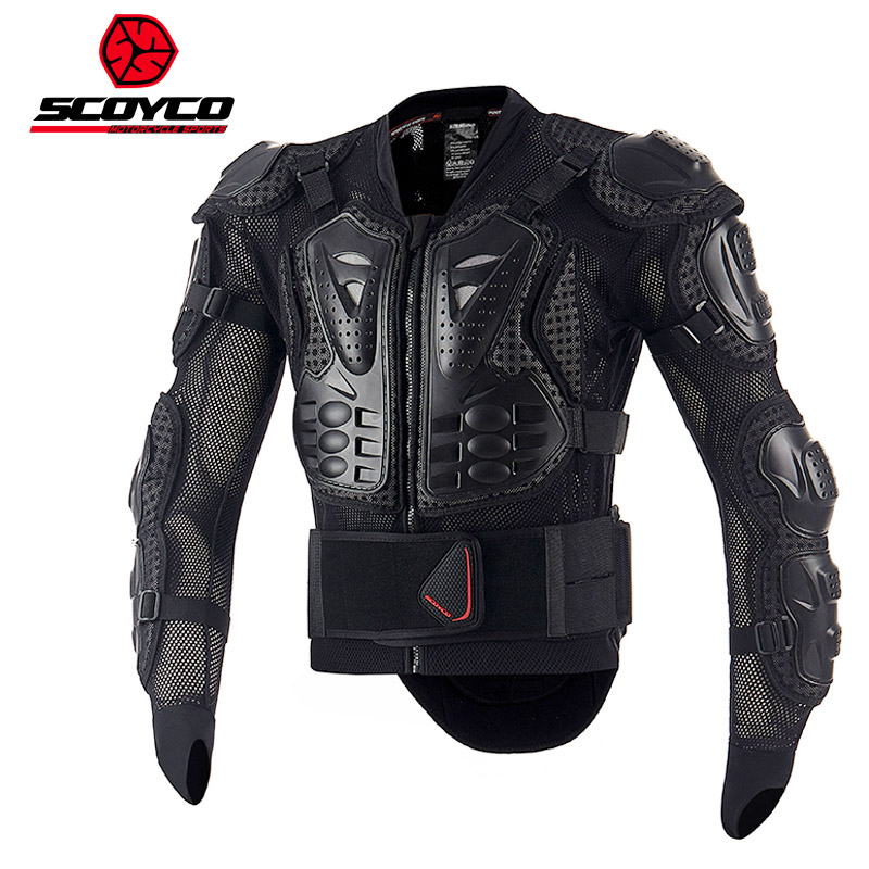 Scoyco AM02 motocross armure moto hors route armure course pleine protection engrenages moto cross country armure corps