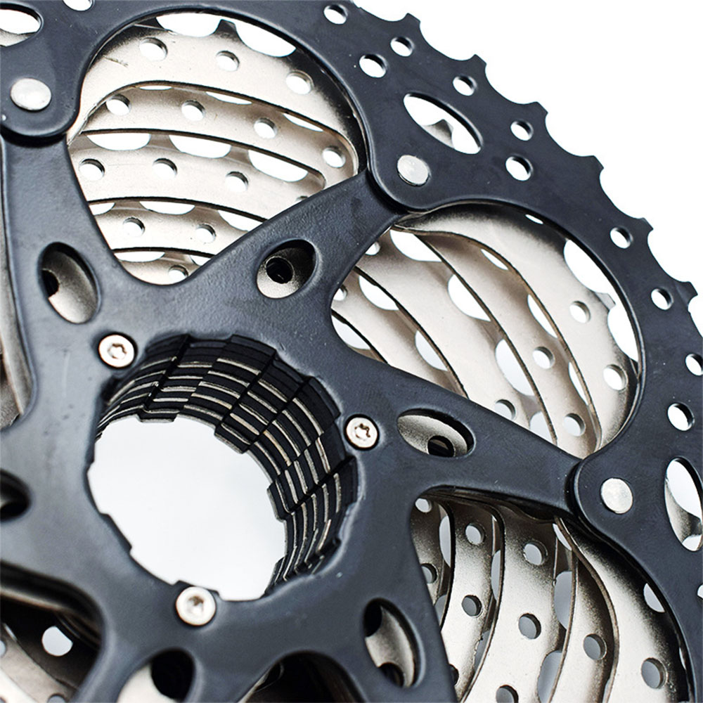VG Sports MTB BIKE Cassette 10 Speed 42T 42T Freewheel Road Bike Sprocket Flywheel For Shimano Sram Fixie cog cdg 10 Velocidade in Bicycle Freewheel from Sports Entertainment