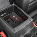 Bandeja titular organizador recipiente de armazenamento caixa de apoio de braço central acessórios do carro para VW Passat B8 2016, estilo do carro
