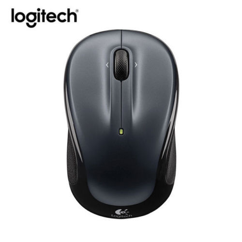 Logitech M325 Wireless Mouse Gaming PC Gamer Genuine Optical 1000dpi Mice стиральная машина indesit btw d51052 rf кл a верт макс 5кг белый