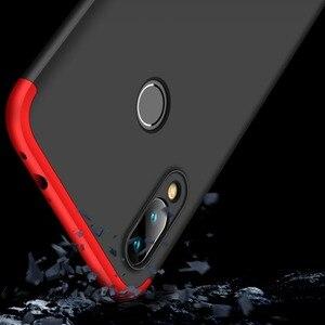 Image 2 - สำหรับ Xiao mi สีแดง mi หมายเหตุ 7 mi Note7 Case 360 ป้องกันโทรศัพท์กันกระแทก 3in1 ฝาครอบกรณี