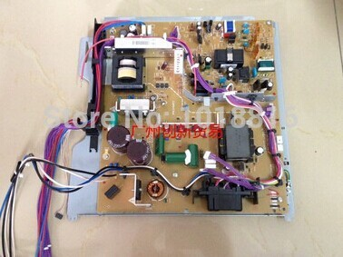 Free shipping 100% test original for HP M4555MFP M4555 Power Supply Board printer part  on sale