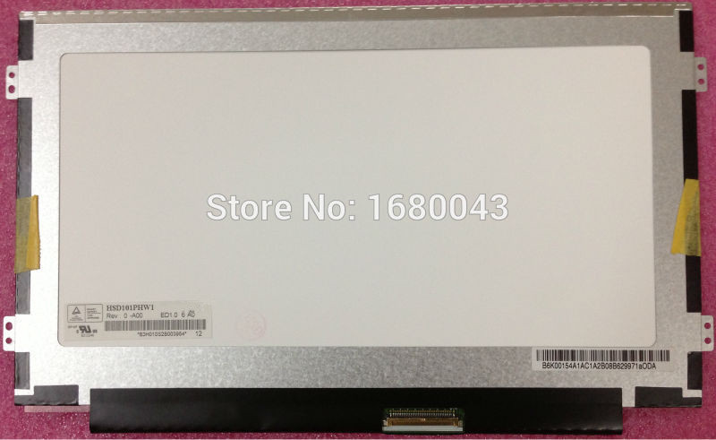 HSD101PHW1-A00 fit HSD101PHW1 A00 M101NWN8 R0 B101XTN01.1 N101BGE-L31 NEW LED Display Laptop Screen 10.1LEDHSD101PHW1-A00 fit HSD101PHW1 A00 M101NWN8 R0 B101XTN01.1 N101BGE-L31 NEW LED Display Laptop Screen 10.1LED