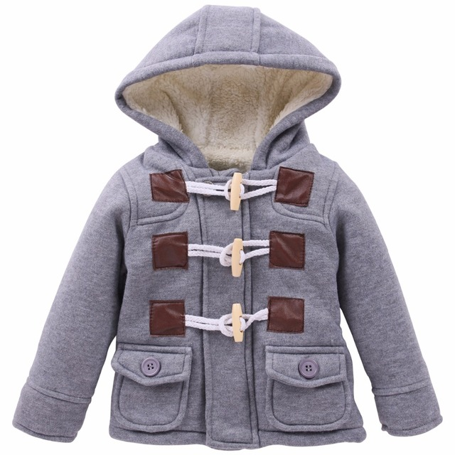 2019 Children Clothing Thick Warm Autumn Baby Boys Winter Jacket Clothes Jacket For Boys Coats Kids Hooded Outerwear 2 3 6 Year