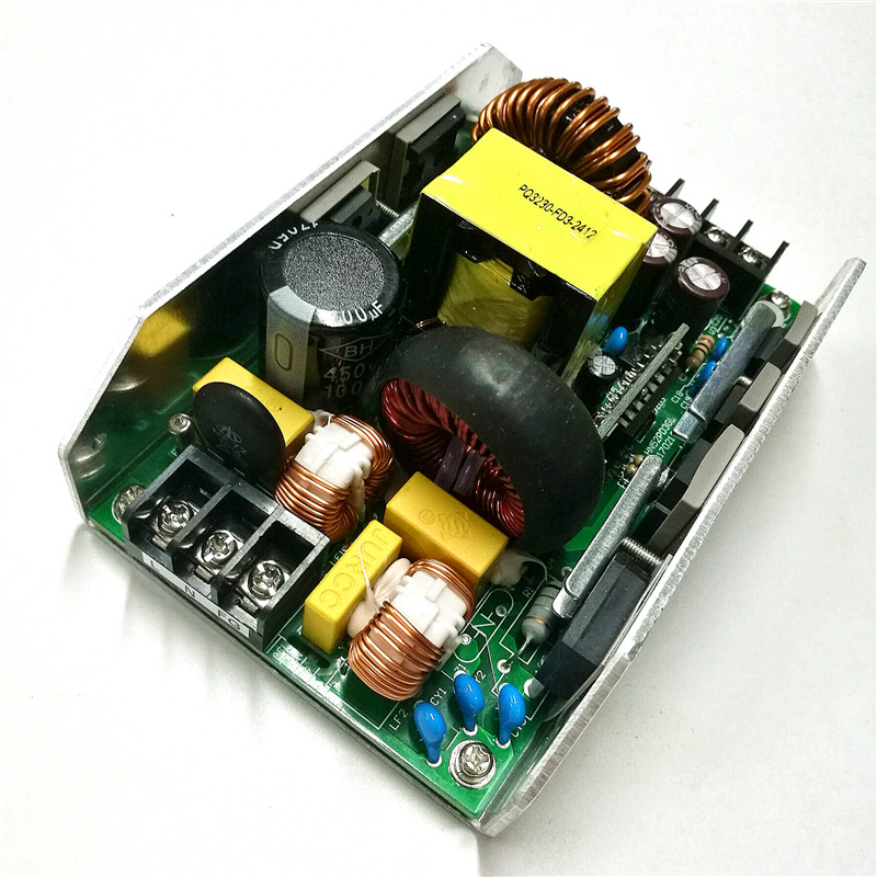 200W LED Driver Waterproof PAR Lamp Power Supply with PFC 24V 8A 12V 1A