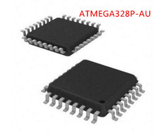 Free shipping 2PCS ATMEGA328P-AU ATMEGA328P AU TQFP32 The new quality is very good work 100% of the IC chip with chipset