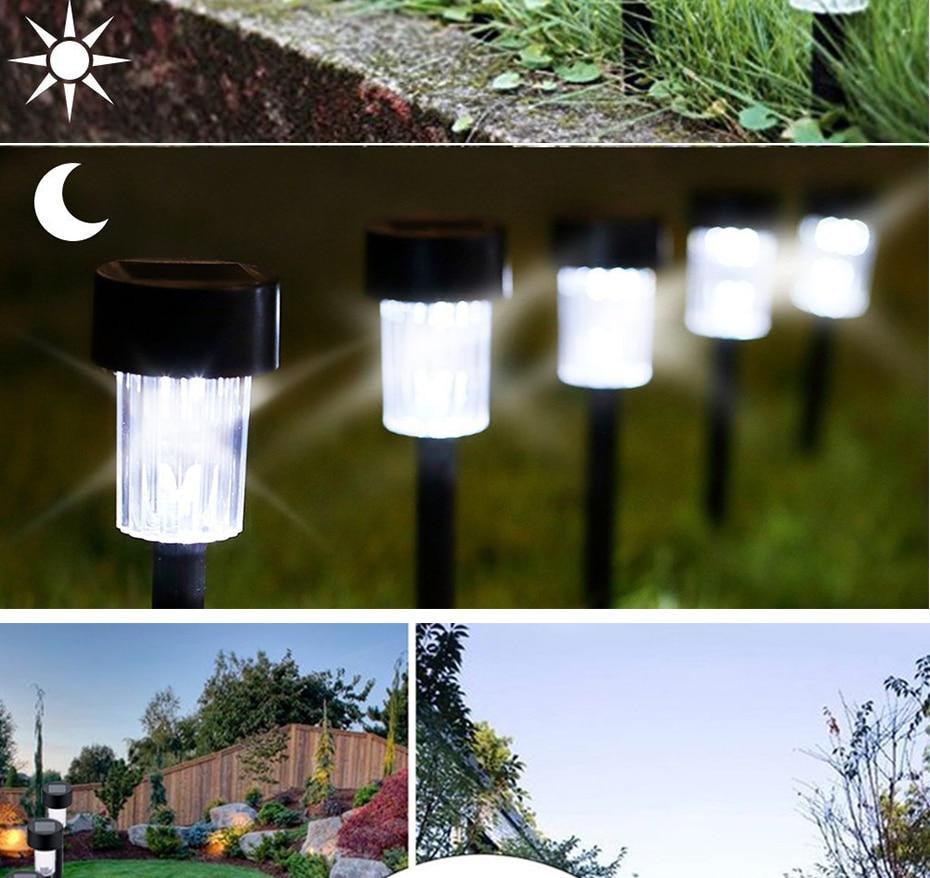 10 pcs Movido A Energia Solar Levou