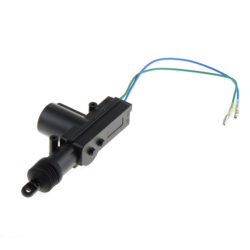 12V Car Auto Plastic Universal Heavy Duty Power Door Lock Actuator Motor 2 Wire Car Alarms